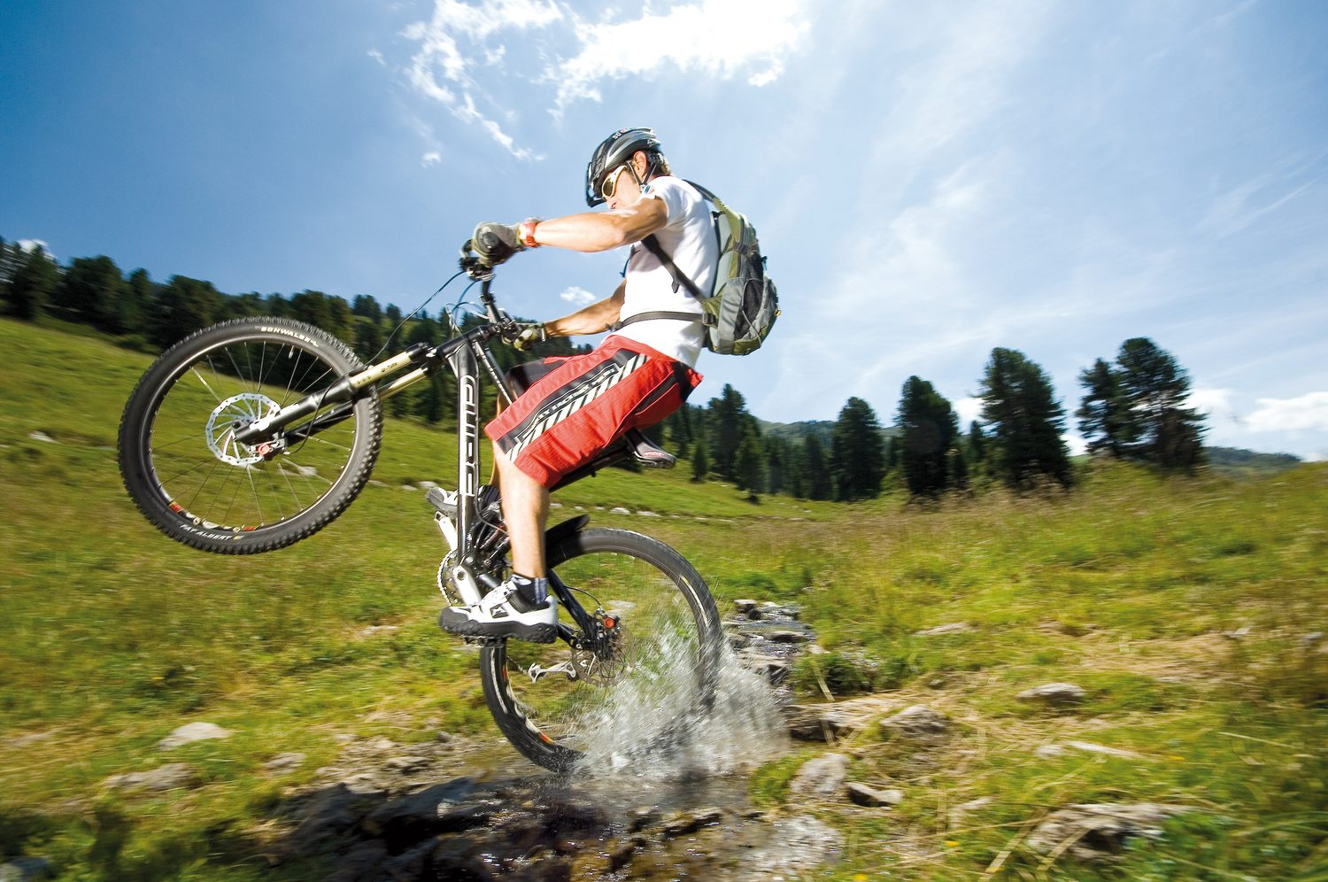 ZA Mountainbike Action